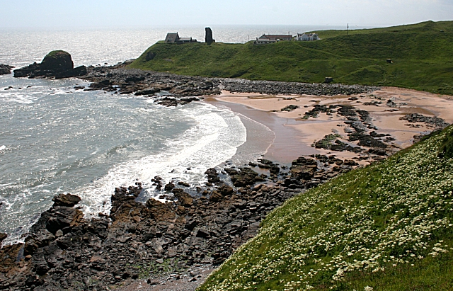 Broad Haven and Old Slains