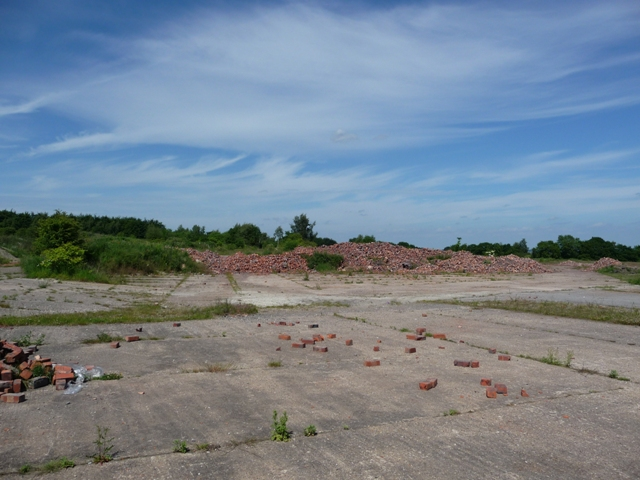 Brickyard remains