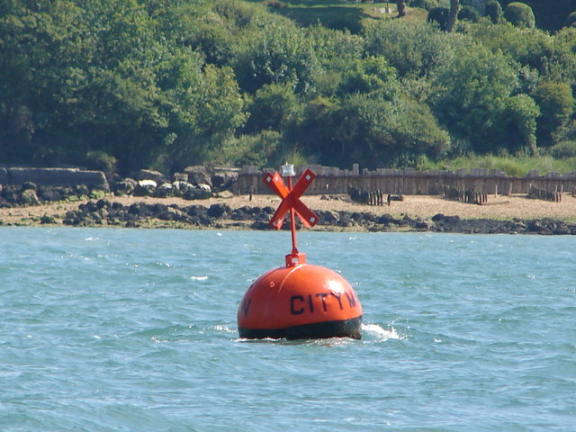 Citymain racing buoy