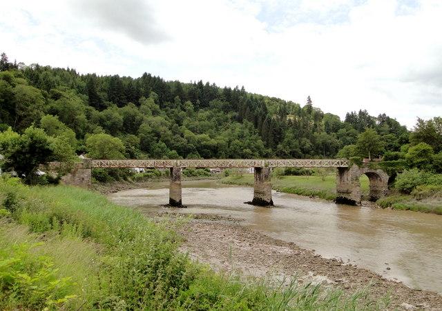 Wireworks Bridge, Tintern
