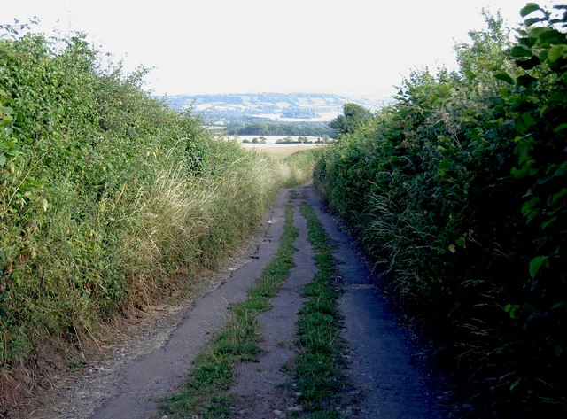 D class road from Dundry to Upper Littleton