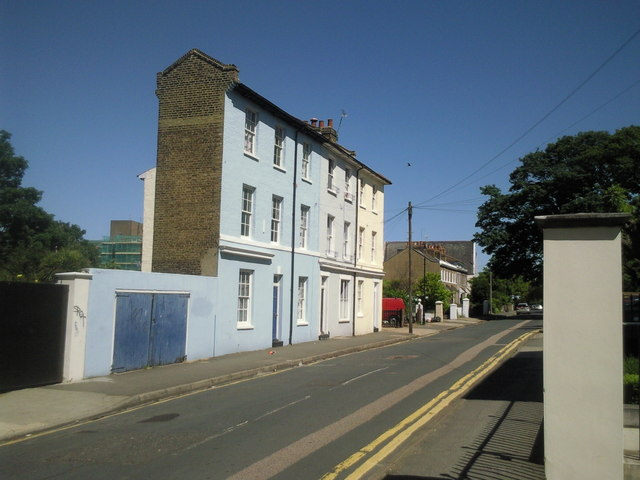 Clarence Place, Gravesend