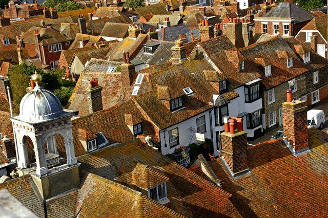 Rye Rooftops
