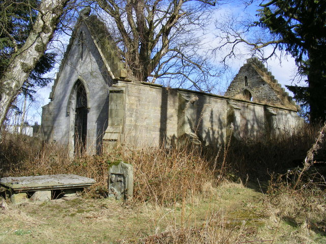Overton Graveyard & Keith Mausoleum