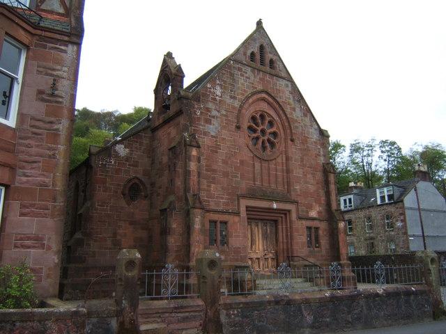 Disused Church, Kilchattan