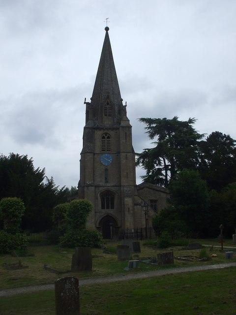 Church of St Mary the Virgin, Shipton-under-Wychwood