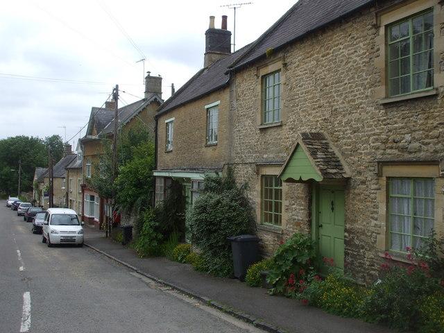 Church Rd, Shipton-under-Wychwood