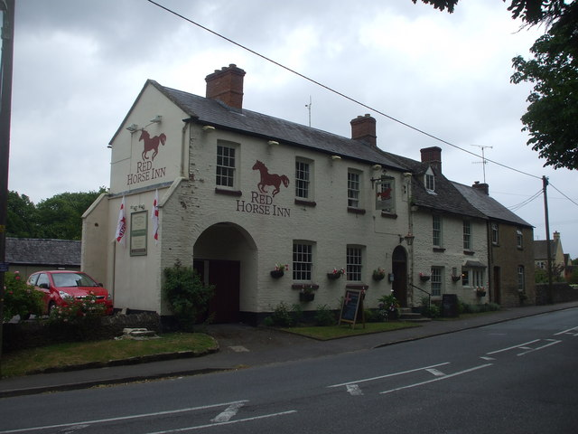 The Red Horse Inn, Shipton-under-Wychwood