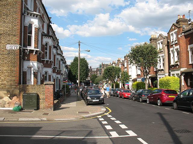Comyn Road, Battersea