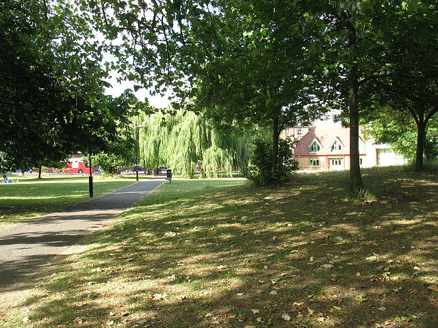East end of Wandsworth Common