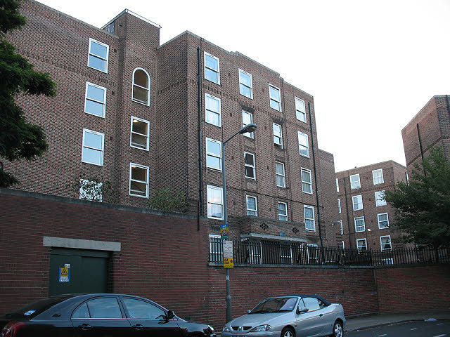 The Peabody Estate, Battersea