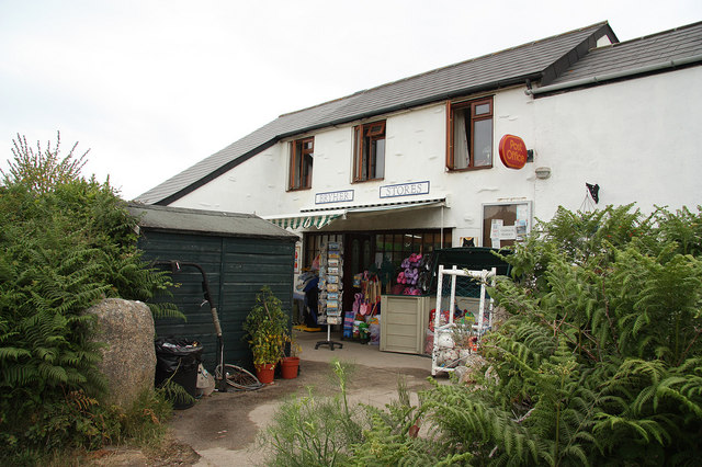 Bryher Stores and Post Office