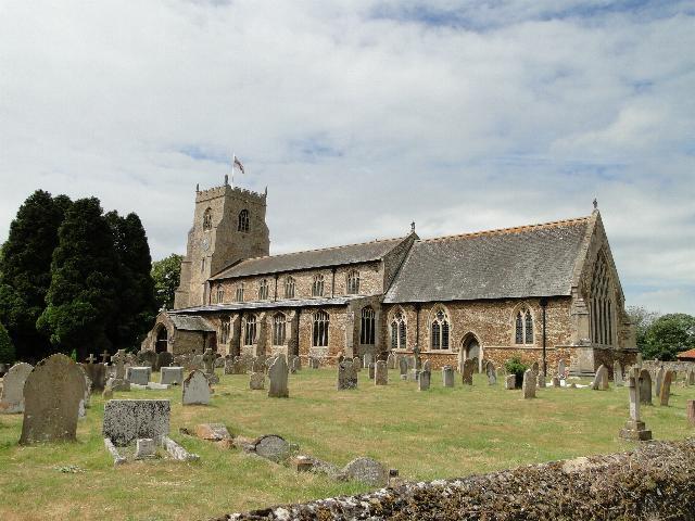 Dersingham St Nicholas' church