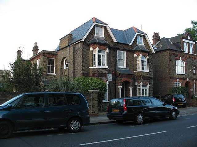 St Michael's Vicarage, Battersea
