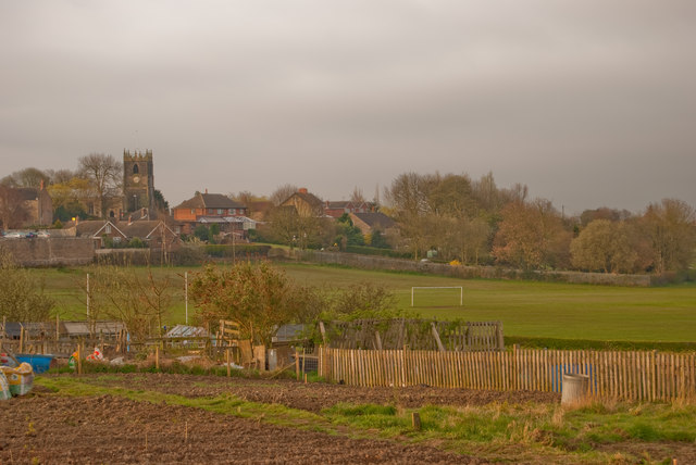 Allotments, Tibshelf