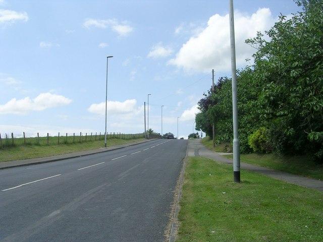 Hawksworth Lane - Bradford Road
