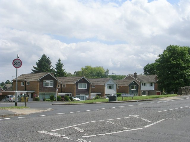 Fieldhead Drive - Bradford Road