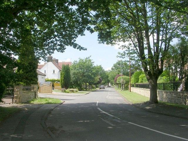 Fairway - Bradford Road