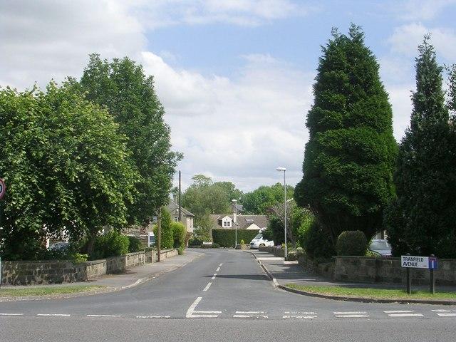 Tranfield Avenue - Bradford Road