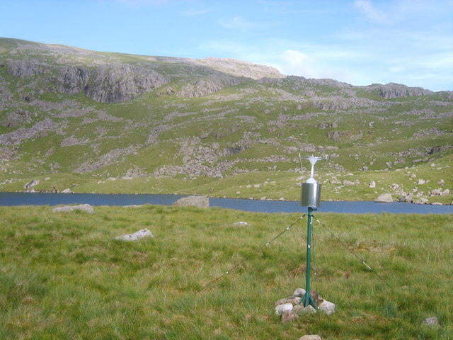 Monitoring Equipment, Scoat Tarn