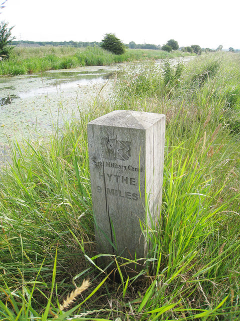 9 Miles to Hythe, Royal Military Canal