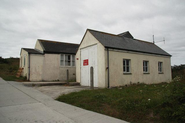 Bryher Fire Station