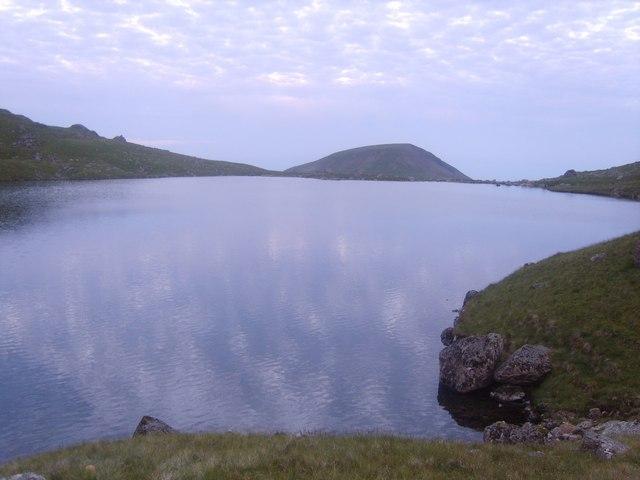 Scoat Tarn at Dawn