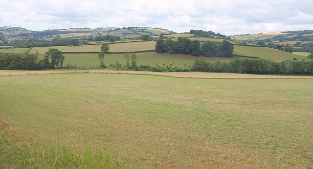 Countryside north of Ford