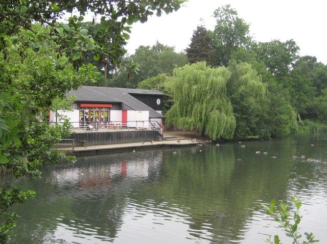 Bracknell: The Boat House Café