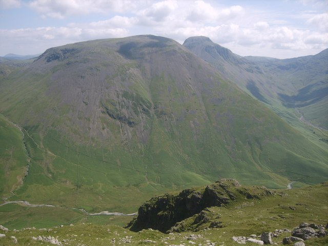 Above Bull Crags