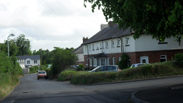 Housing at Burgh By Sands in Cumbria