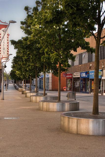 Redhill High Street