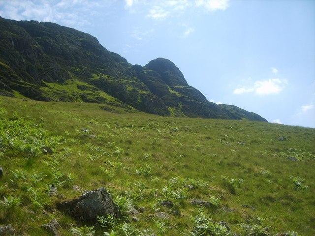 Under Long Crag