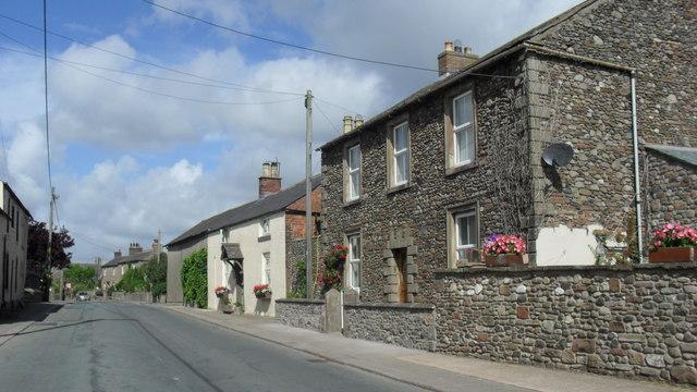 Kirkbampton in Cumbria