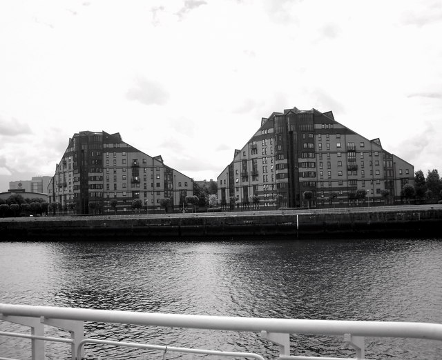 Apartments on the Clyde in Glasgow