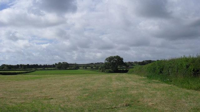 Farmlands near Kirkbampton