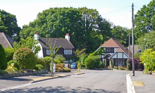 Woodland Way, Highcliffe