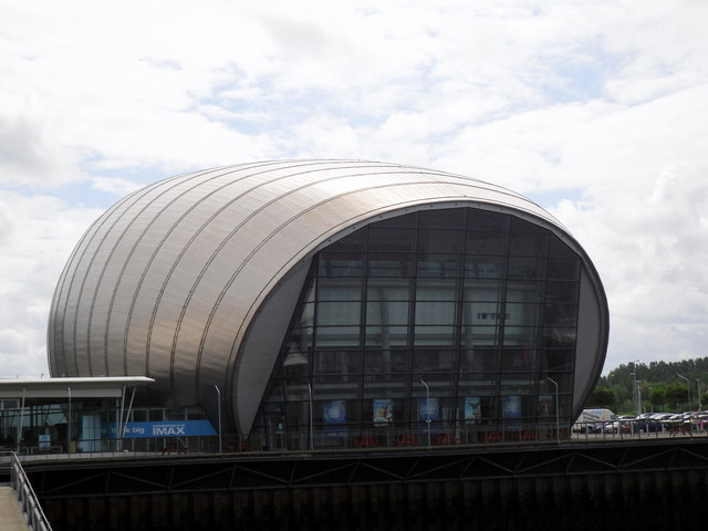 The Imax in Glasgow