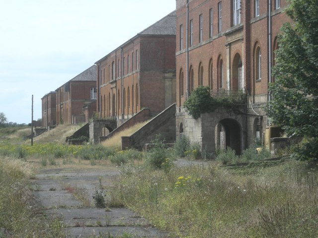 Weedon Ordnance Depot