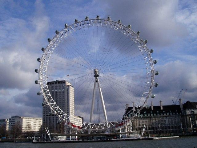 London Eye, Lambeth, London