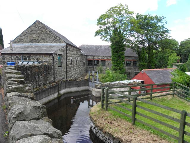 Houstons Mill Broughshane Kenneth Allen Cc By Sa 2 0