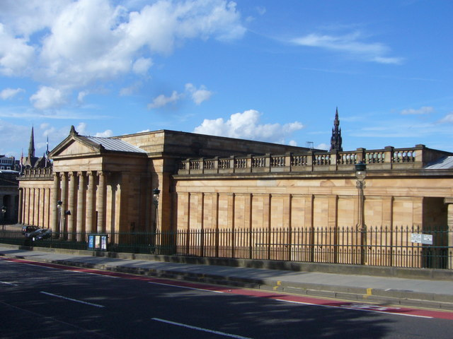 National Gallery on the Mound