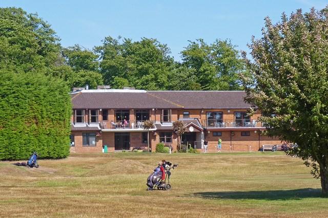 Highcliffe Golf Club House