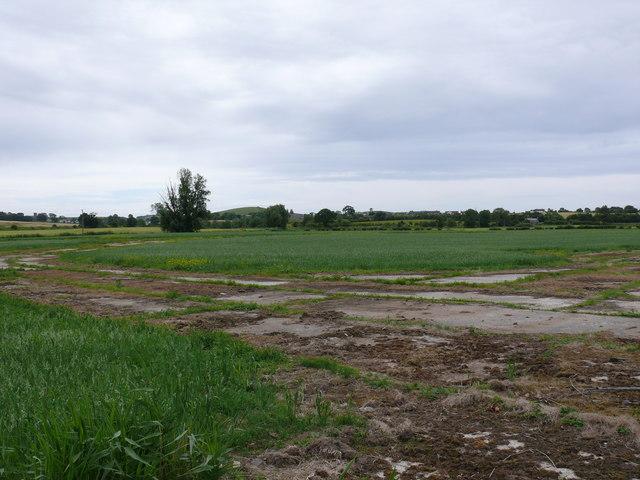 Baldoon Airfield