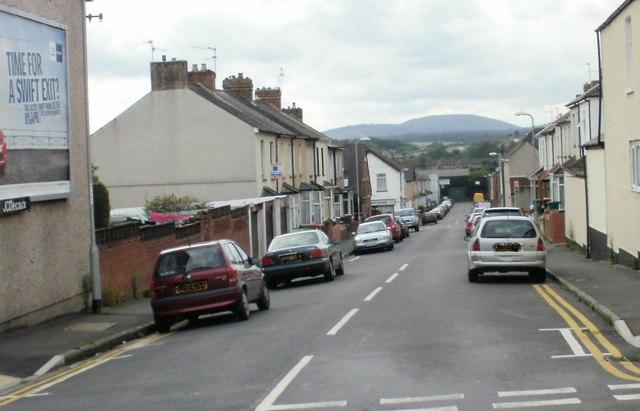 Stafford Road, Newport
