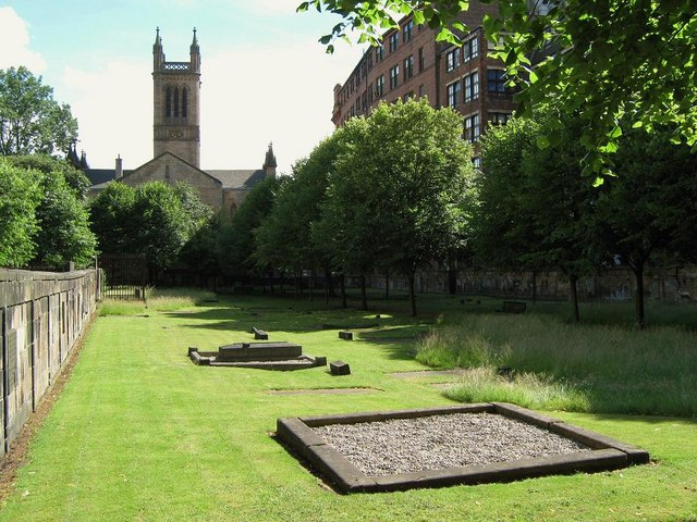 Ramshorn Church and Churchyard