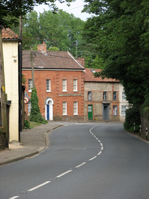 The road through Docking