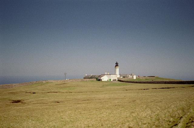 Cape Wrath Light House 1992