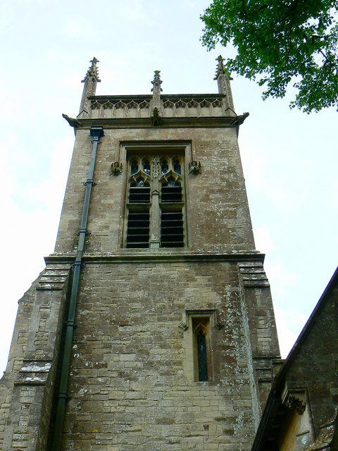Tower, Hartham Chapel, Corsham
