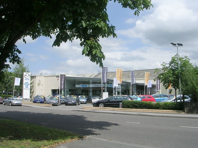 Mazda Car Dealership - Bradford Road